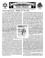 January/February 1999 newsletter in English